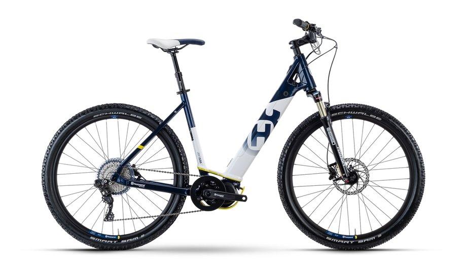 Husqvarna Gran Sport 6 Blau Modell 2021