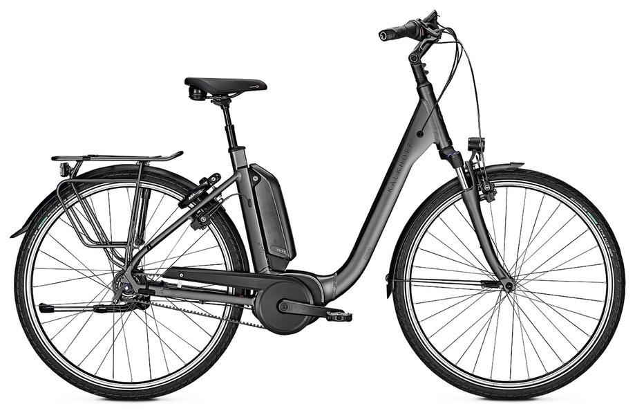 Kalkhoff Agattu 3.B Excite E Bike Schwarz Modell 2020