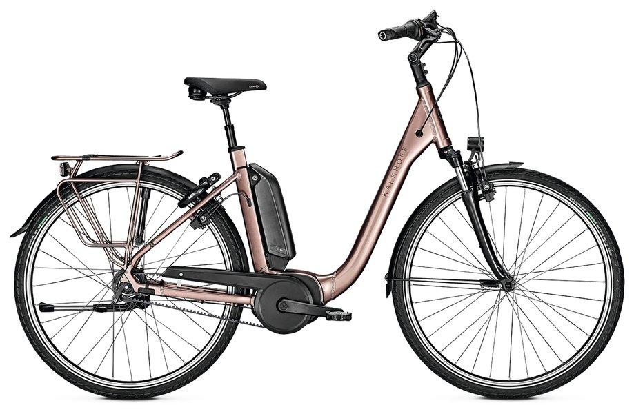 E-Bikes/e-bike: Kalkhoff  Agattu 3.B Excite Braun Modell 2020