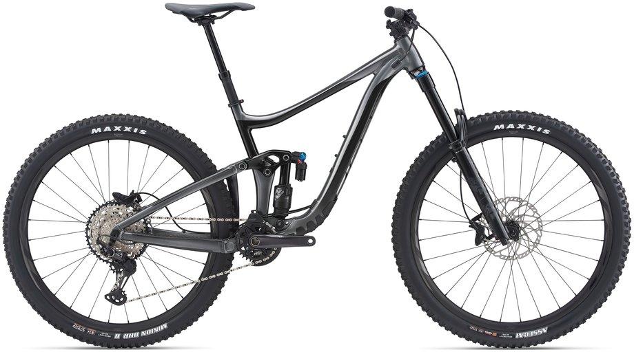 Fahrräder/Mountainbikes: GIANT Giant Reign 29 1 Grau Modell 2021