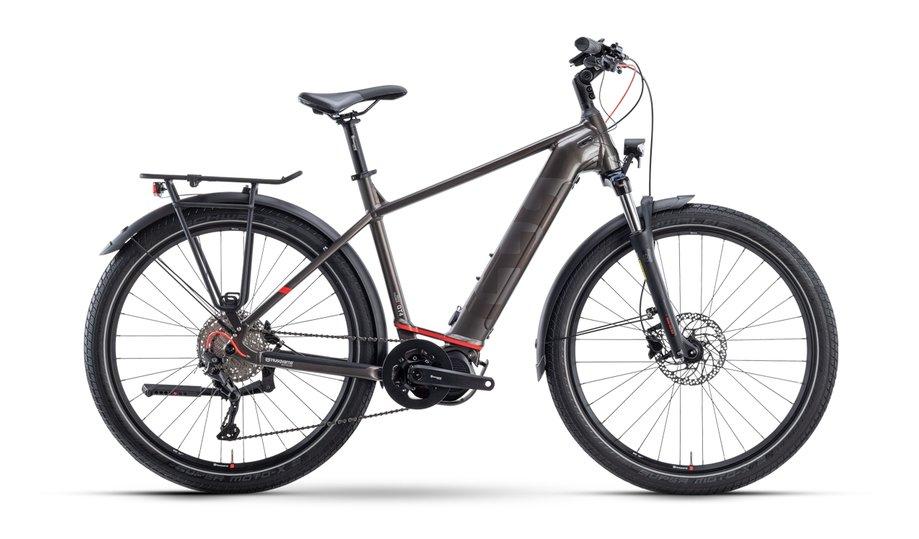 E-Bikes/e-bike: Husqvarna  Gran Tourer 4 Bronze Modell 2021