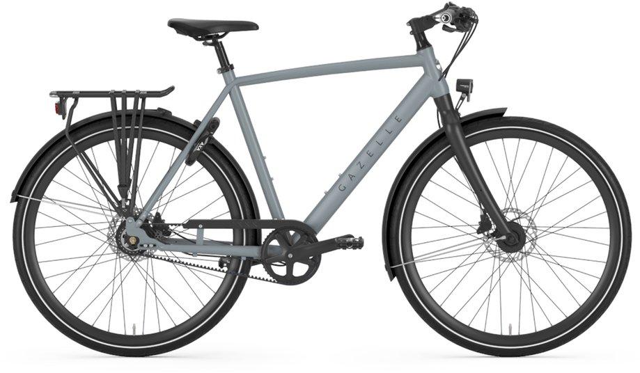 Fahrräder/citybike: Gazelle  Marco Polo Urban Grau Modell 2021