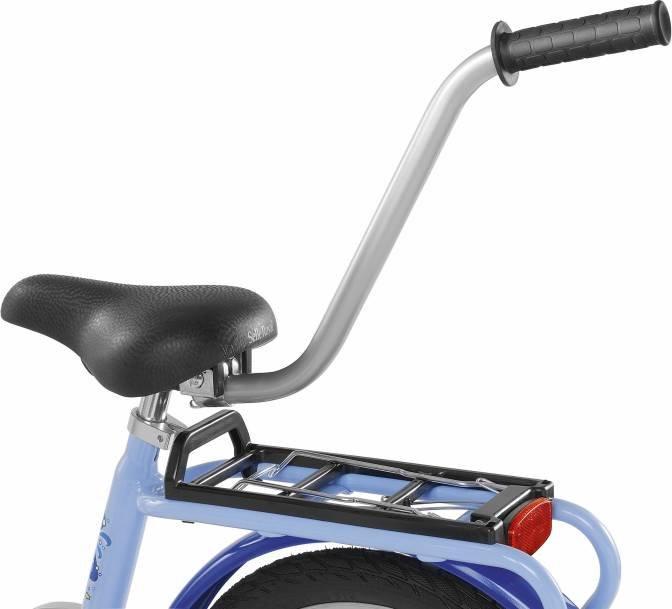 : Puky  Fahrrad-Lernhilfe Grau Modell 2021