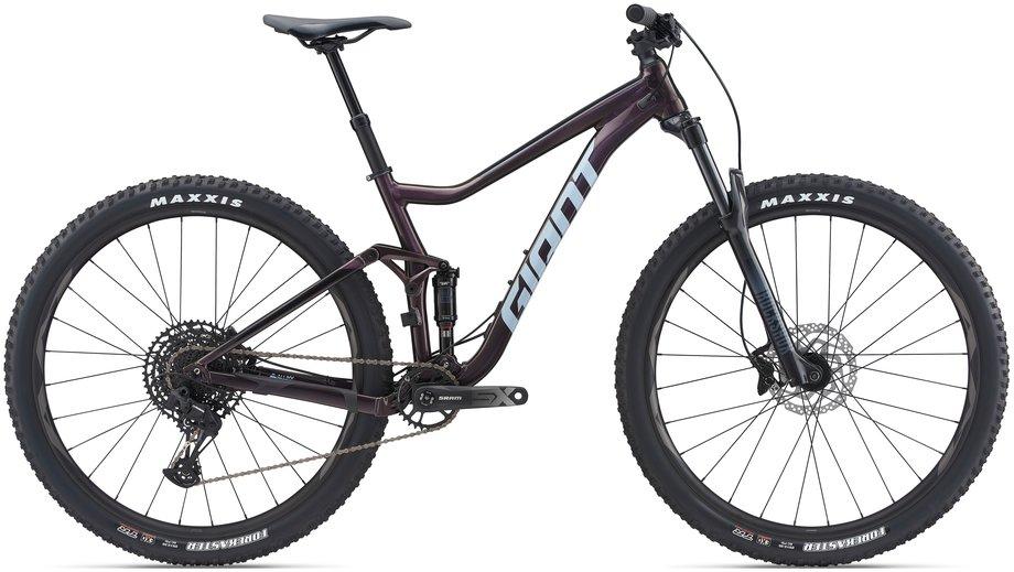 Giant Stance 1 Mountainbike Lila Modell 2021