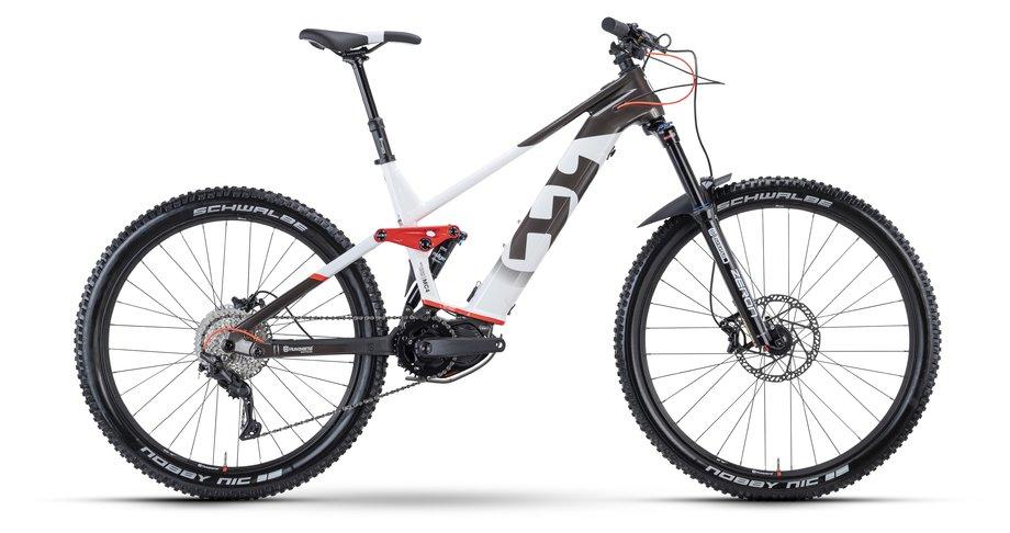 E-Bikes/e-bike: Husqvarna  Mountain Cross 4 Bronze Modell 2021