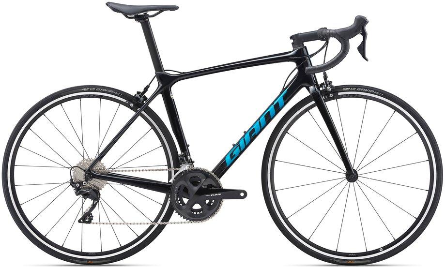 Fahrräder/rennräder: GIANT Giant TCR Advanced 2 Schwarz Modell 2021