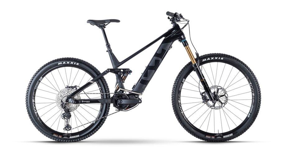 E-Bikes/e-bike: Husqvarna  Mountain Cross 7 Schwarz Modell 2021