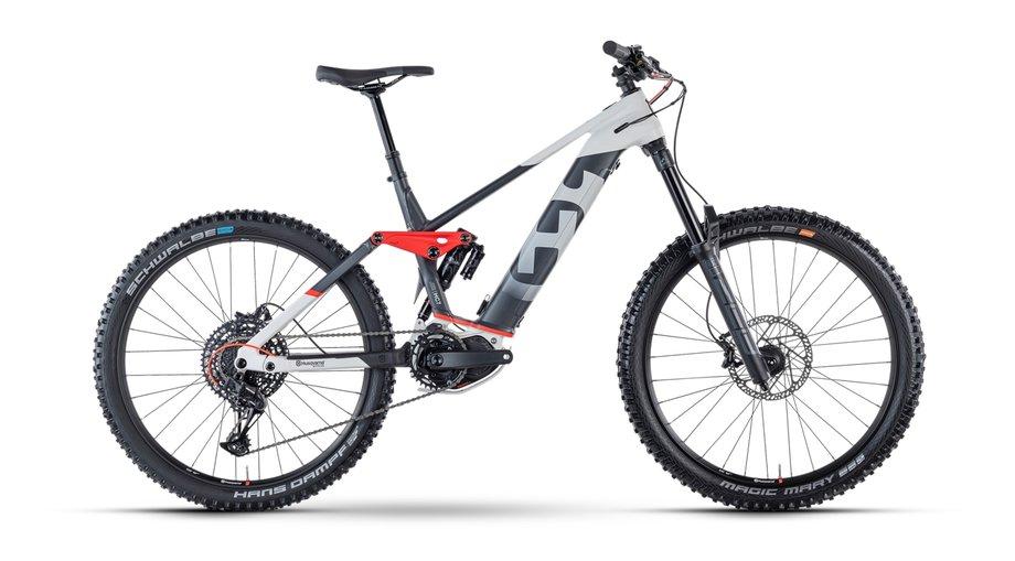 E-Bikes/e-bike: Husqvarna  Hard Cross 7 Grau Modell 2021