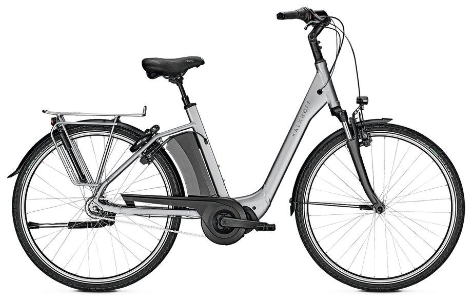 Kalkhoff Agattu 3.S Move R E-Bike Silber Modell 2020