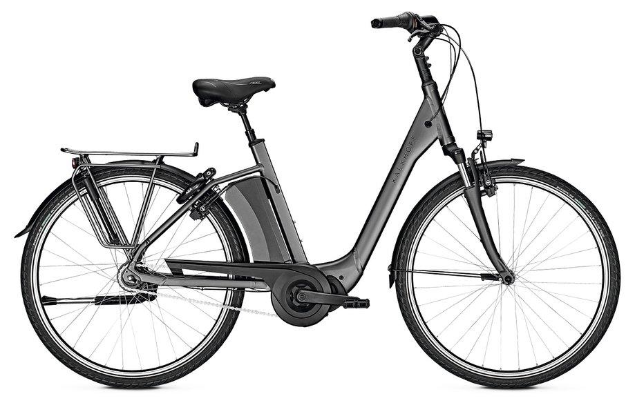 Kalkhoff Agattu 3.S Move R E-Bike Schwarz Modell 2020