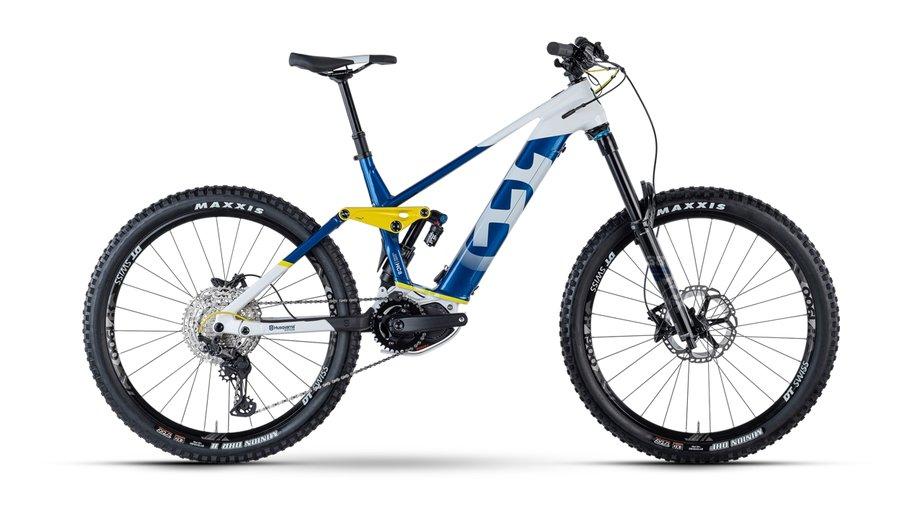 E-Bikes/e-bike: Husqvarna  Hard Cross 8 Weiß Modell 2021