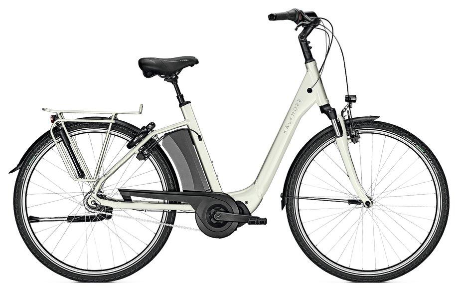 Kalkhoff Agattu 3.S Move R E-Bike Weiß Modell 2020