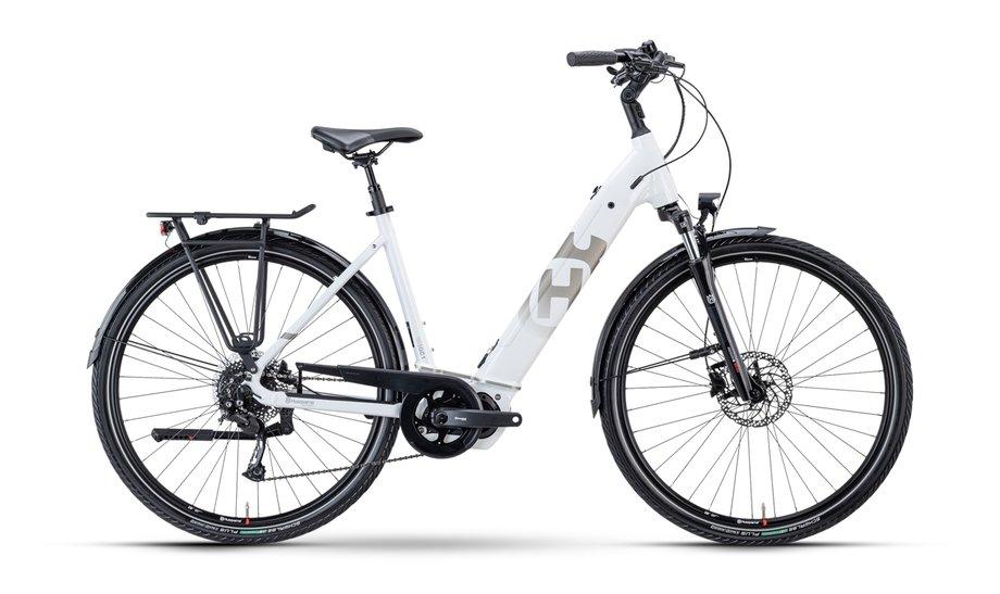 E-Bikes/e-bike: Husqvarna  Gran City 1 Weiß Modell 2021