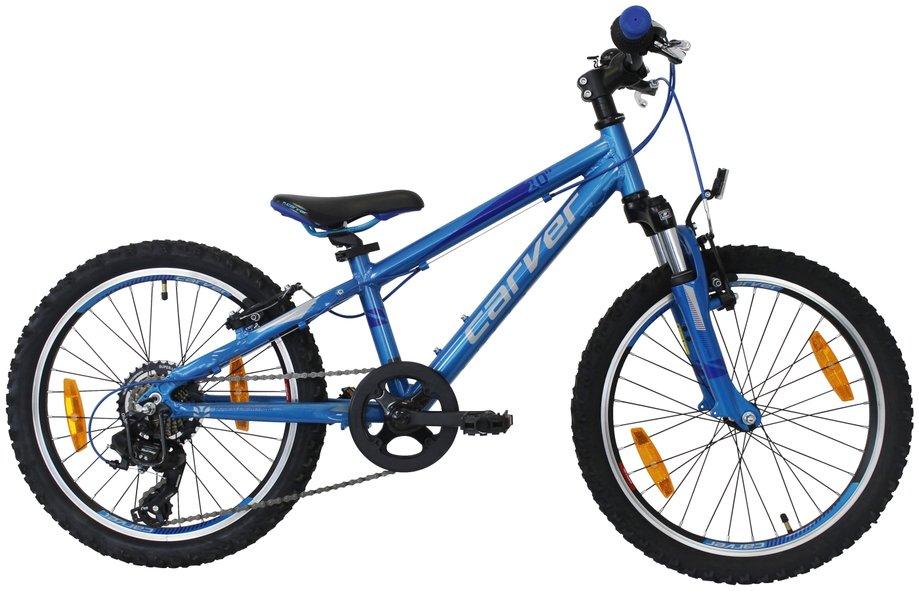 Carver Strict 20 Kinderfahrrad Blau