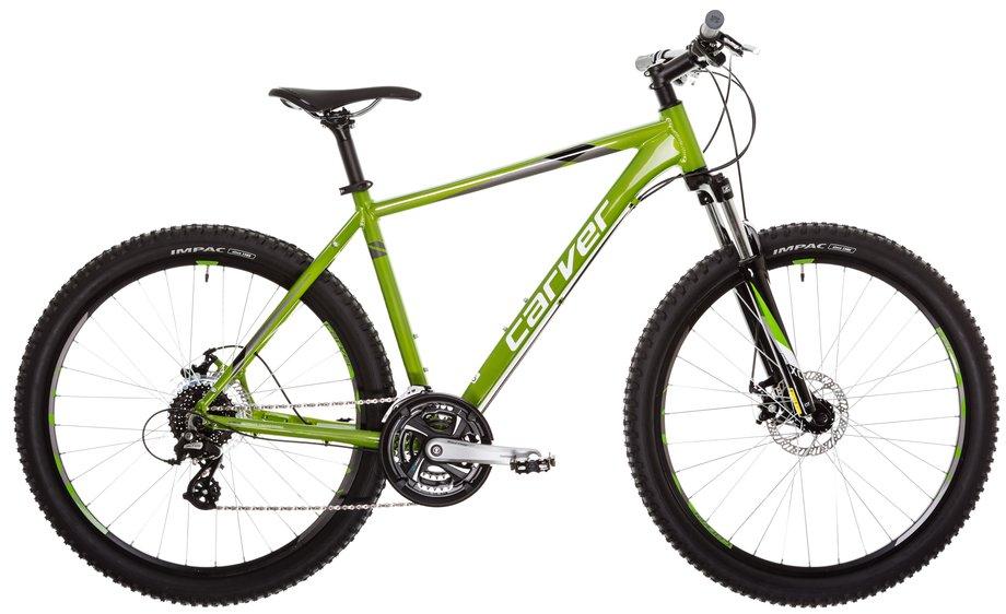 Carver Strict 100 Mountainbike Grün