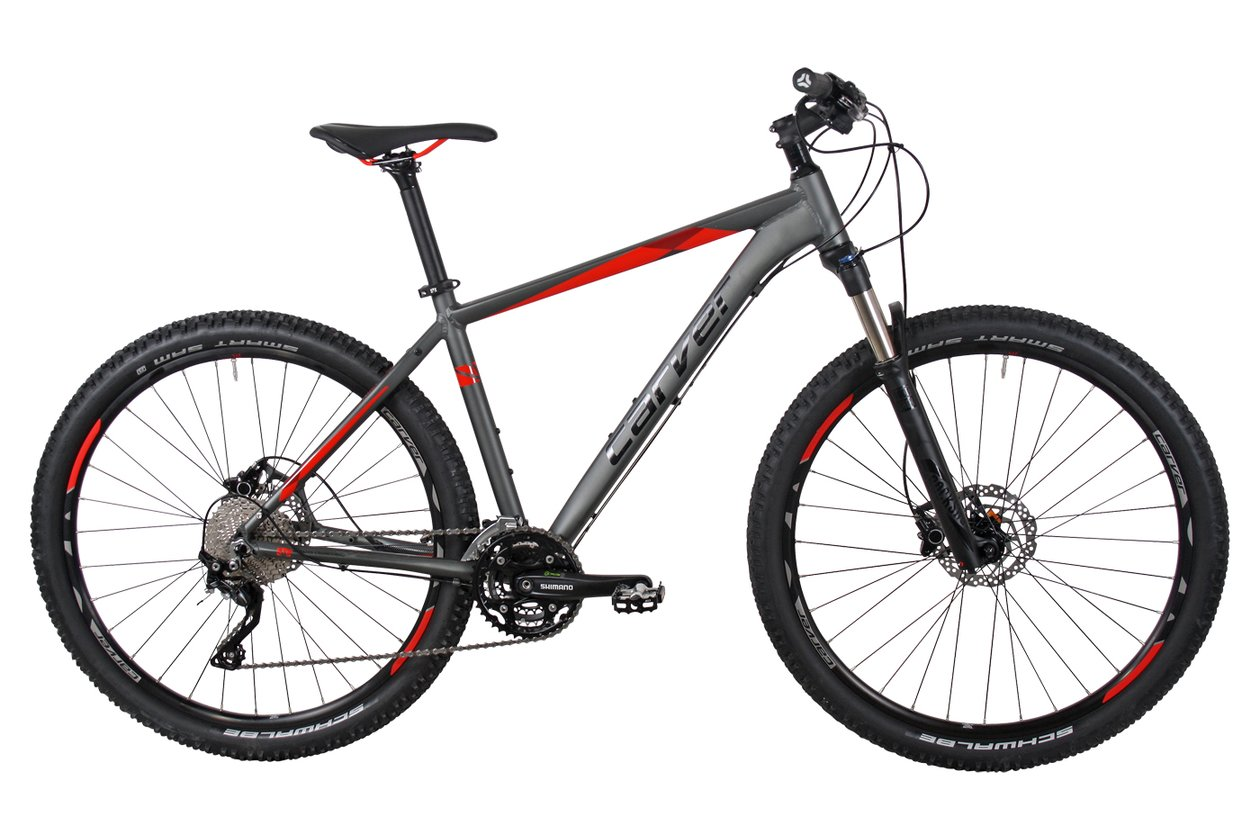 Carver Strict 600 - 27,5 Zoll - Hardtail