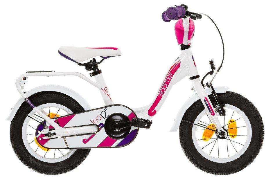 Kinderfahrrad - Boomer Lea 12 Kinderfahrrad Weiß Modell 2016 - Onlineshop