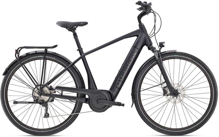 E-Bikes/e-bike: Diamant  Mandara Deluxe+ Schwarz Modell 2021