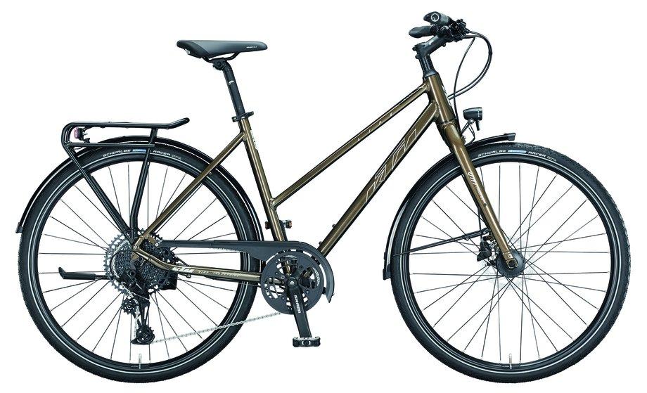 Fahrräder/trekkingräder: KTM  Life Lite Braun Modell 2021