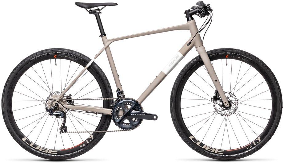 Fahrräder/Crossbikes: Cube  SL Road SL Grau Modell 2021
