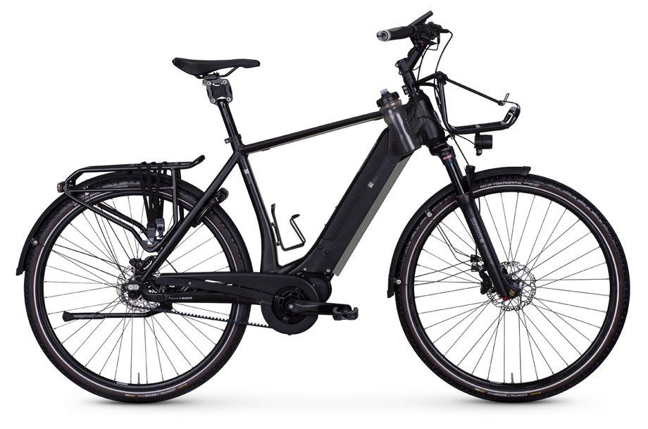 E-Bike Manufaktur 17ZEHN Schwarz Modell 2019
