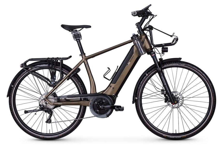 E-Bike Manufaktur 19ZEHN Grün Modell 2019