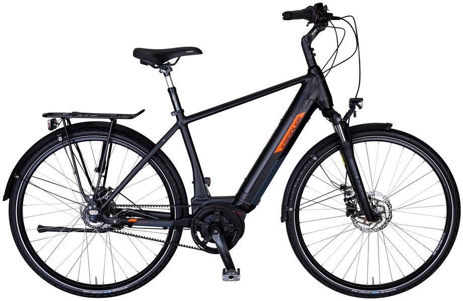 E-Bikes/e-bike: Kreidler  Vitality Eco 8 Signature Schwarz Modell 2020