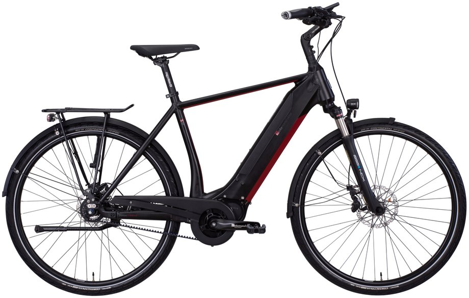 E-Bike Manufaktur 5NF Schwarz Modell 2019