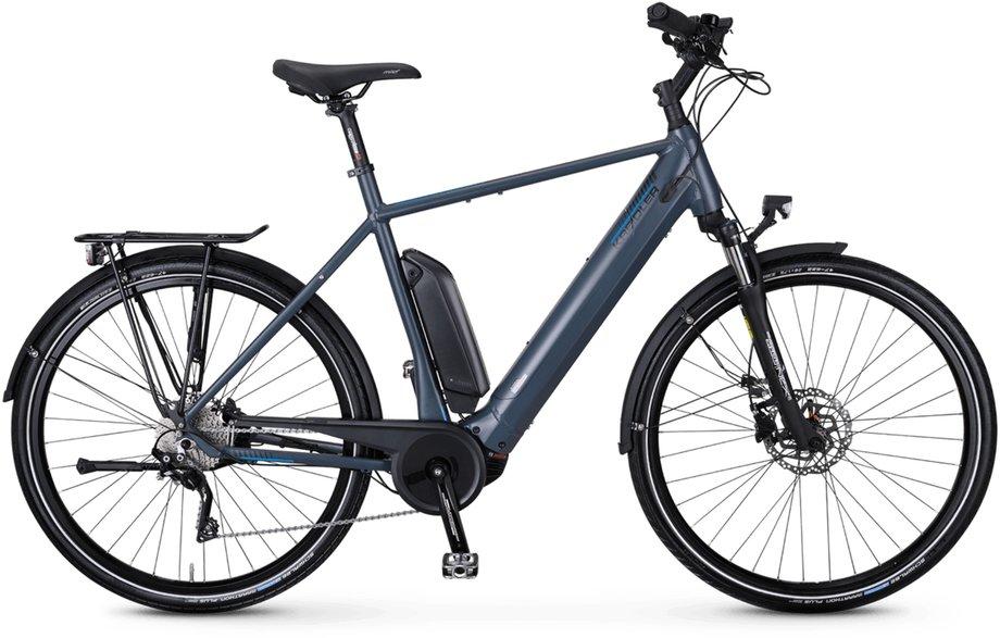 E-Bikes/e-bike: Kreidler  Vitality Eco 8 Blau Modell 2020