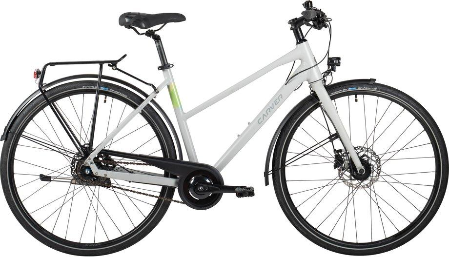 Fahrräder/citybike: Carver  Uniq Drei Grau Modell 2021