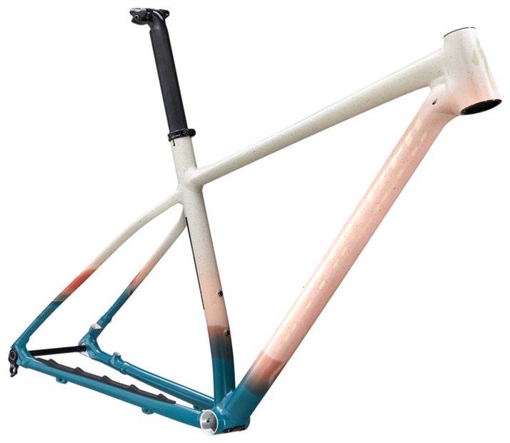 fahrradrahmen/Rahmen: Specialized  Chisel LTD Rahmenset Beige Modell 2021