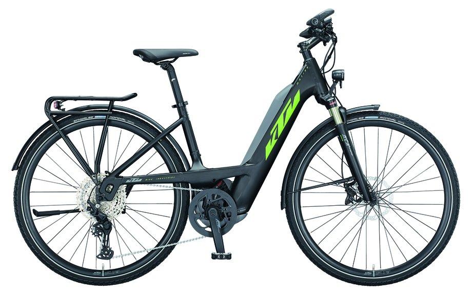 E-Bikes/e-bike: KTM  Macina Sport 620 Schwarz Modell 2021