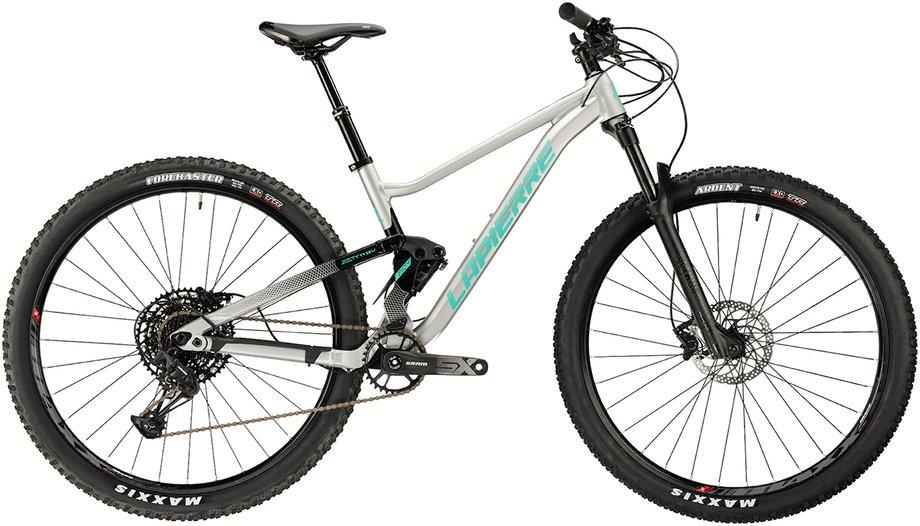 Fahrräder/Mountainbikes: Lapierre  Zesty TR 3.9 Women Series Grau Modell 2020