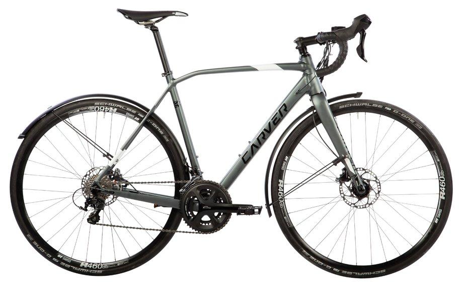 Fahrräder/rennräder: Carver  Revolution 120 Grau Modell 2019