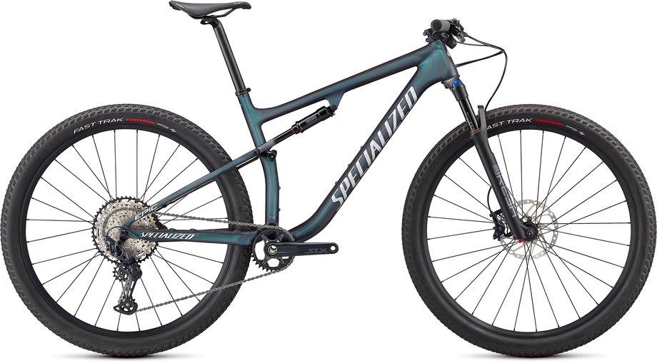 Fahrräder/Mountainbikes: Specialized  Epic Comp Grau Modell 2021