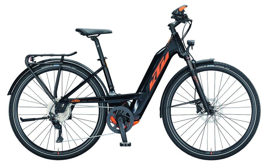 E-Bikes/e-bike: KTM  Macina Sport 630 Schwarz Modell 2021