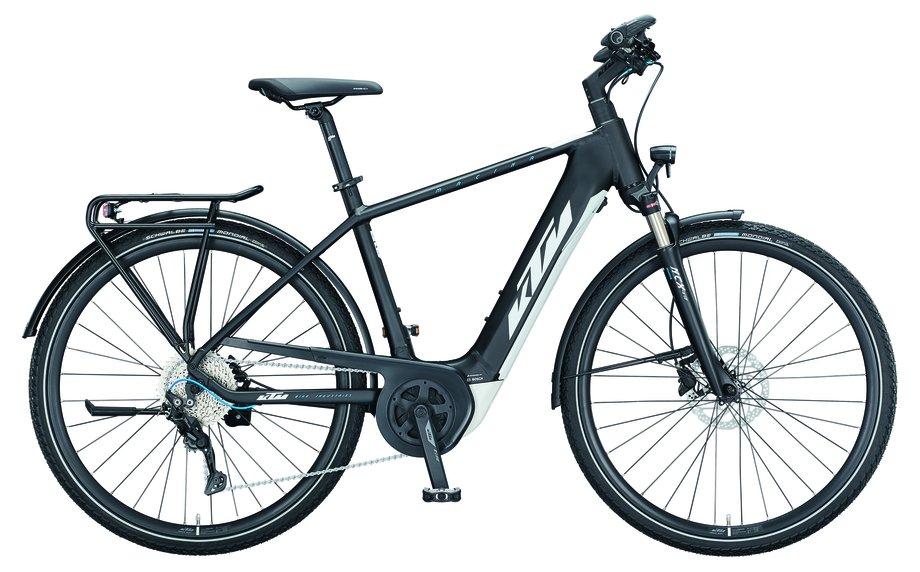E-Bikes/e-bike: KTM  Macina Sport P610 Schwarz Modell 2021