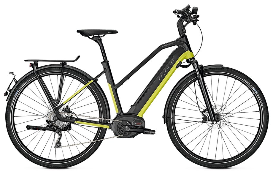 E-Bikes/e-bike: Kalkhoff  Endeavour 5.B Move 45 Schwarz Modell 2020