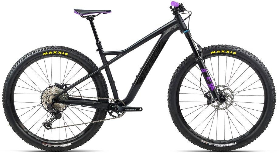 Fahrräder/Mountainbikes: Orbea  Laufey H-LTD Schwarz Modell 2021