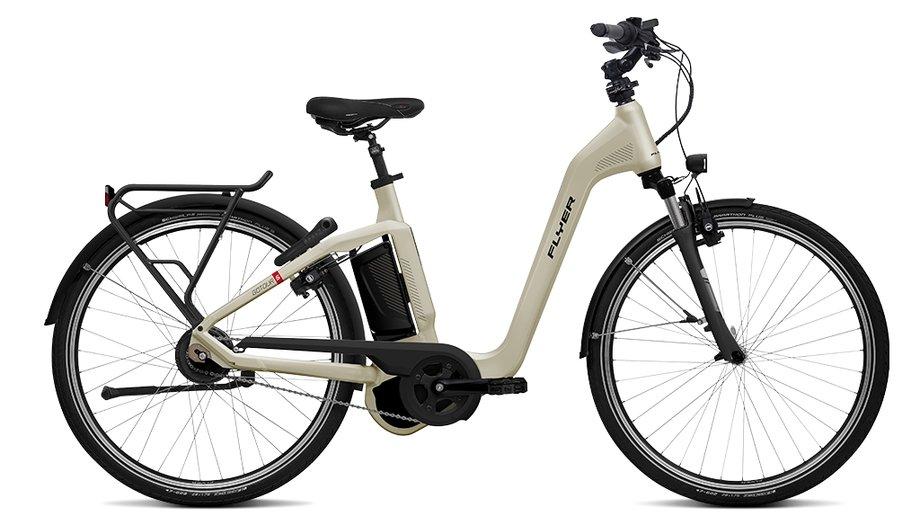 E-Bikes/e-bike: Flyer  Gotour5 7.20 - D0 Beige Modell 2019