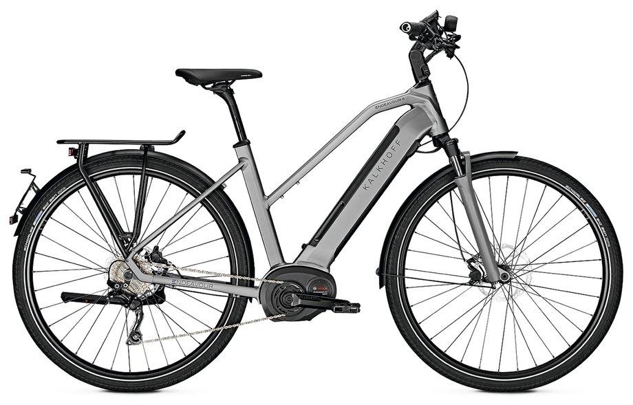 E-Bikes/e-bike: Kalkhoff  Endeavour 5.B Move 45 Grau Modell 2020