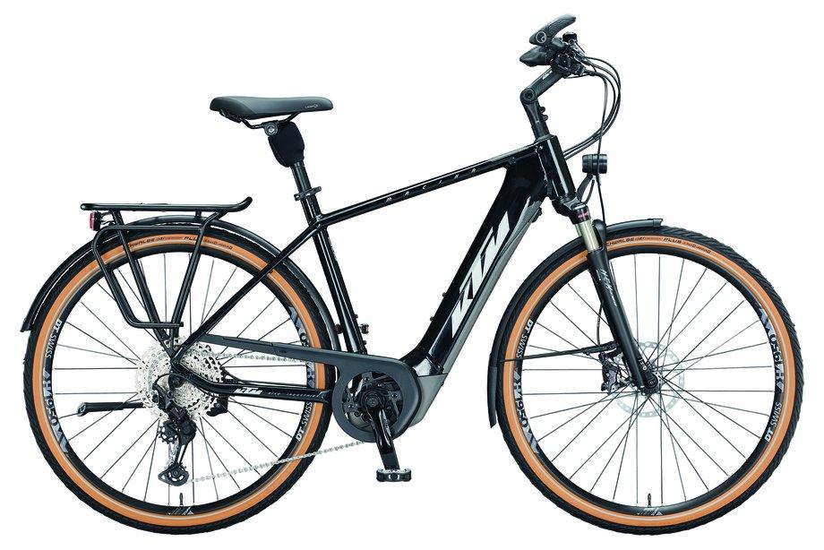E-Bikes/e-bike: KTM  Macina Style 610 Schwarz Modell 2021