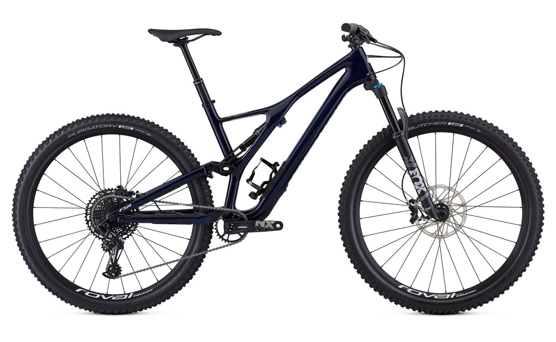 Specialized Stumpjumper FSR ST Comp Carbon 12-spd - 2019 - 29 Zoll - Fully