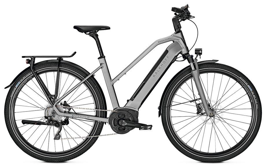 E-Bikes/e-bike: Kalkhoff  Endeavour 5.B XXL Grau Modell 2020