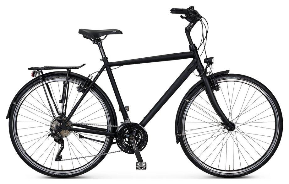 Fahrräder/trekkingräder: Rabeneick  TC4 HS22 Schwarz Modell 2020