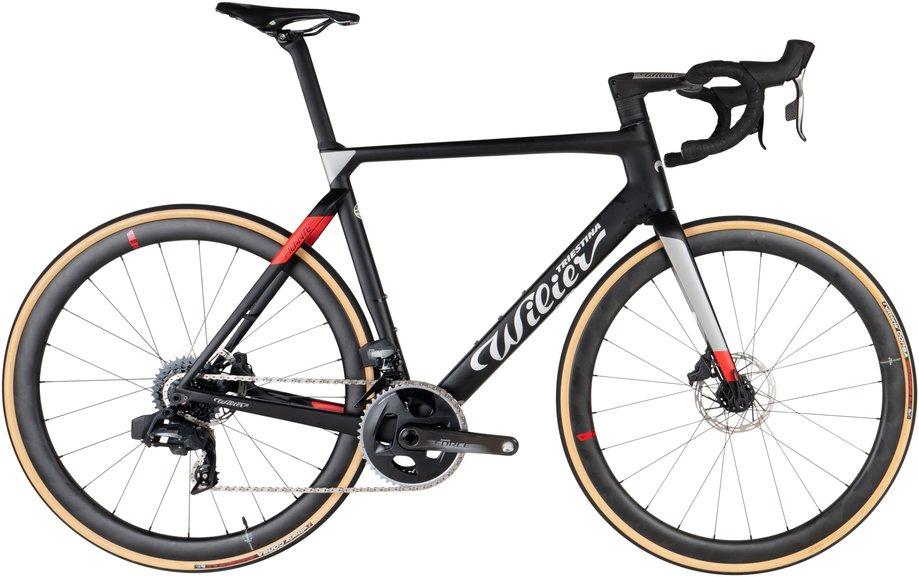 Fahrräder/Crossbikes: Wilier  Filante SLR - Force eTap AXS Schwarz Modell 2021