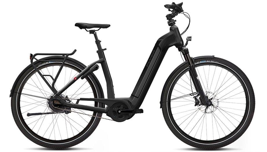 E-Bikes/e-bike: Flyer  Gotour6 7.63 Schwarz Modell 2019