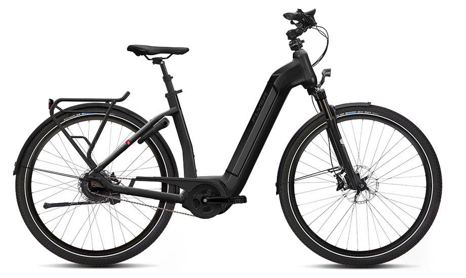 E-Bikes/e-bike: Flyer  Gotour6 7.70 Schwarz Modell 2019