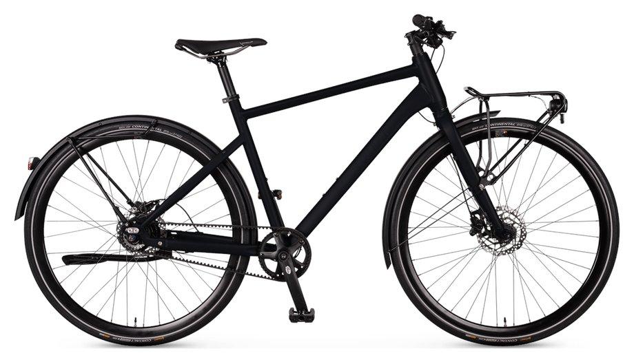 Fahrräder/citybike: Rabeneick  TX7 Disc Schwarz Modell 2020