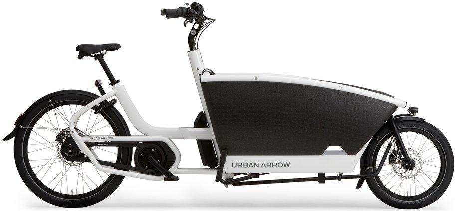 Urban Arrow Family Performance CX Disc Zee